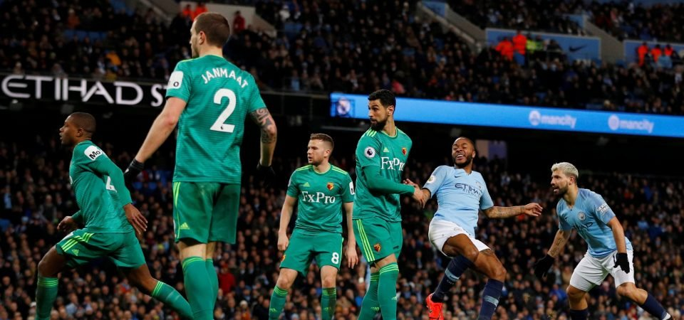 Match Preview: Watford vs Manchester City