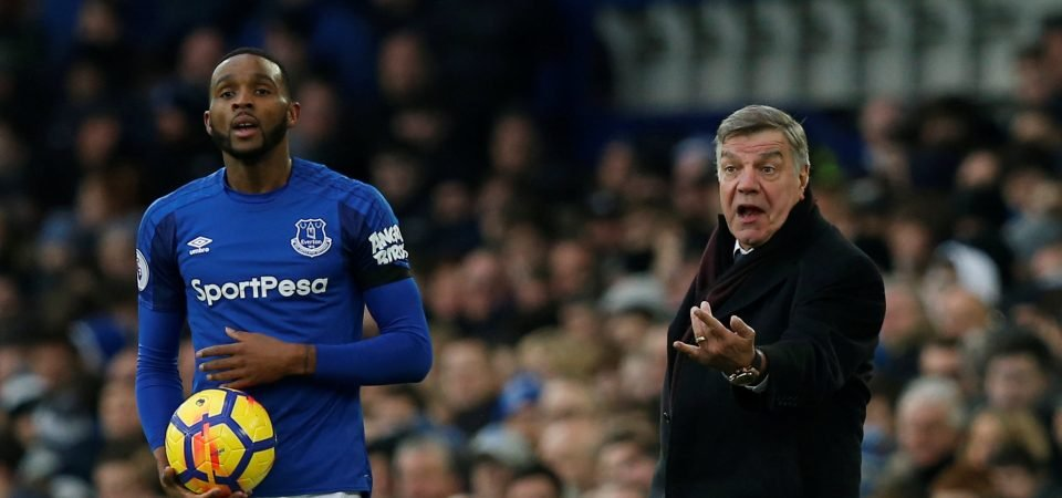 Just get rid of him: Everton fans moan about Cuco Martina's return