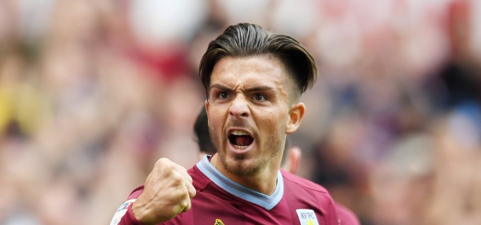Spurs target Grealish would 'cost a hell of a lot of money'