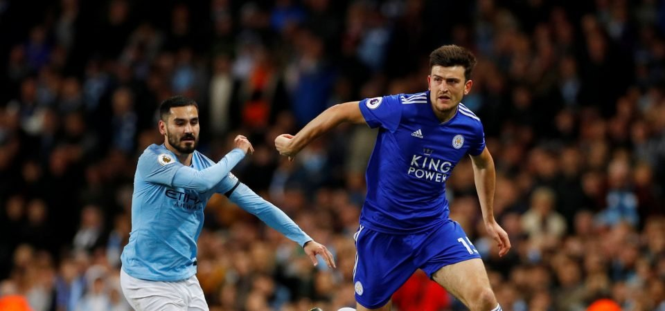 The Verdict: Are Man City right to make Harry Maguire their No.1 Kompany replacement?