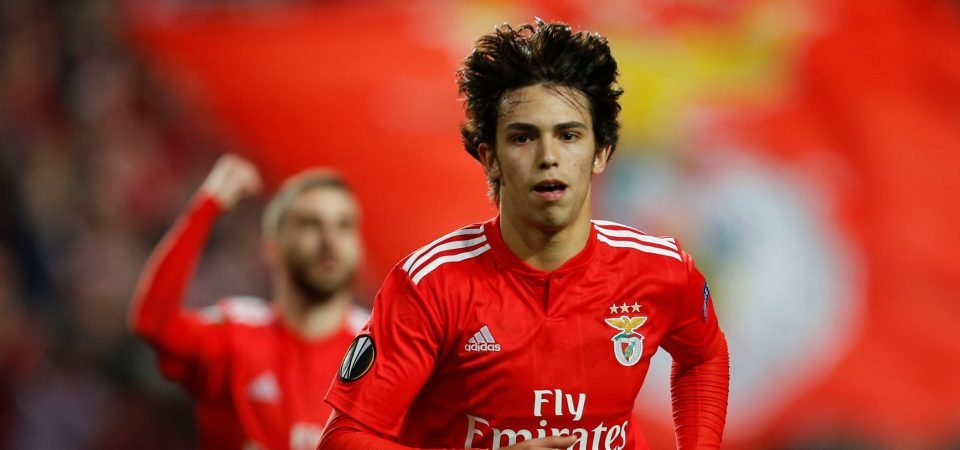 Liverpool eyeing mega-money move for Joao Felix