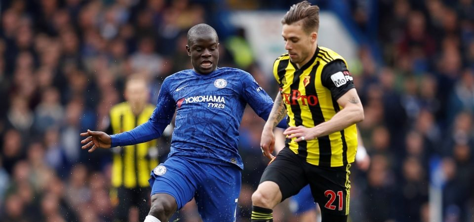 N'Golo Kante posts on Twitter as ridiculous trophy run continues