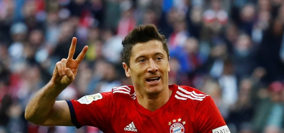 Fulham's fortunes may have changed if they'd signed Lewandowski in 2010