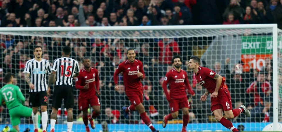 Lost and Won: Newcastle vs Liverpool