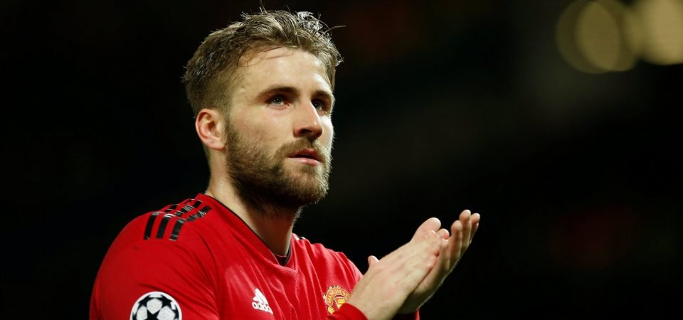 Panini Tabloid Sticker Pack - World of Lewis discusses Luke Shaw