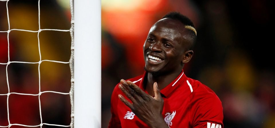 Mr Consistent: Sadio Mane's record over the past seven years speaks volumes