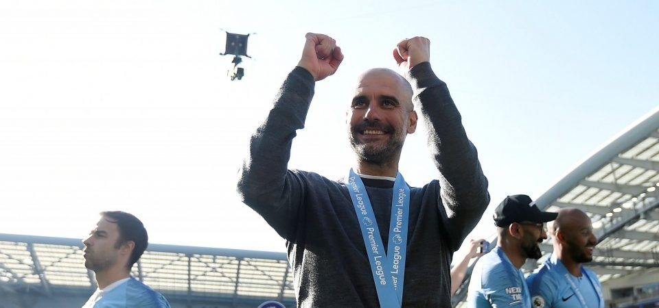 Phenomenon: Pep Guardiola's record in the league is a sight to behold