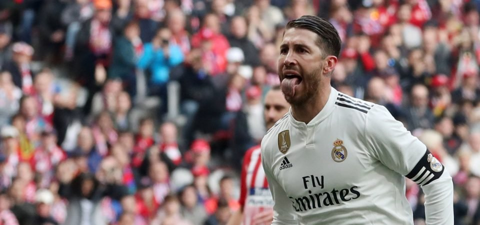 Opinion: Manchester United should go all in for Sergio Ramos