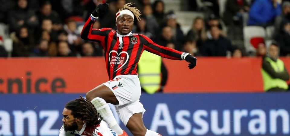 Sign him up! Crystal Palace fans react to Allan Saint-Maximin rumours