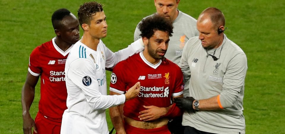 The Match: Real Madrid 3-1 Liverpool