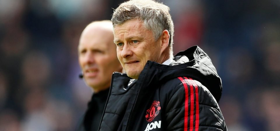 Manchester United fans unimpressed as Solskjaer's shape against Chelsea is revealed