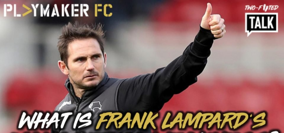 Watch: Could Frank Lampard's inexperience cost Derby a place in the EPL?