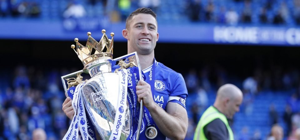 What is Gary Cahil's Chelsea legacy?