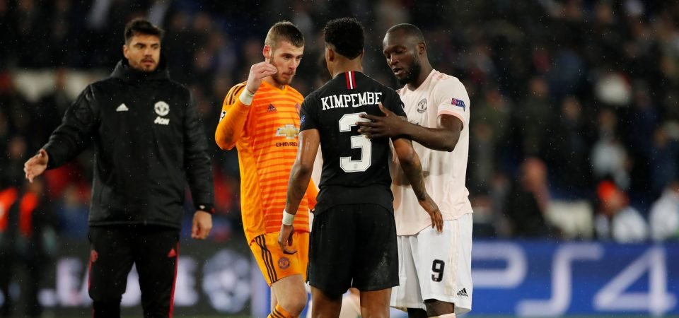 Beyond a joke now: Man United fans respond to Kimpembe speculation