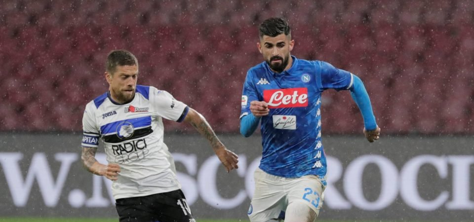 Spurs weigh up £20m move for Napoli's Elseid Hysaj