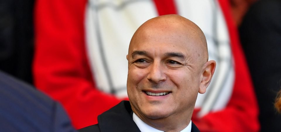Tottenham chairman Levy right to break with tradition in Ndombele deal