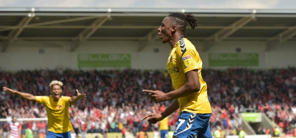 What have the experts said about Rangers target Joe Aribo?