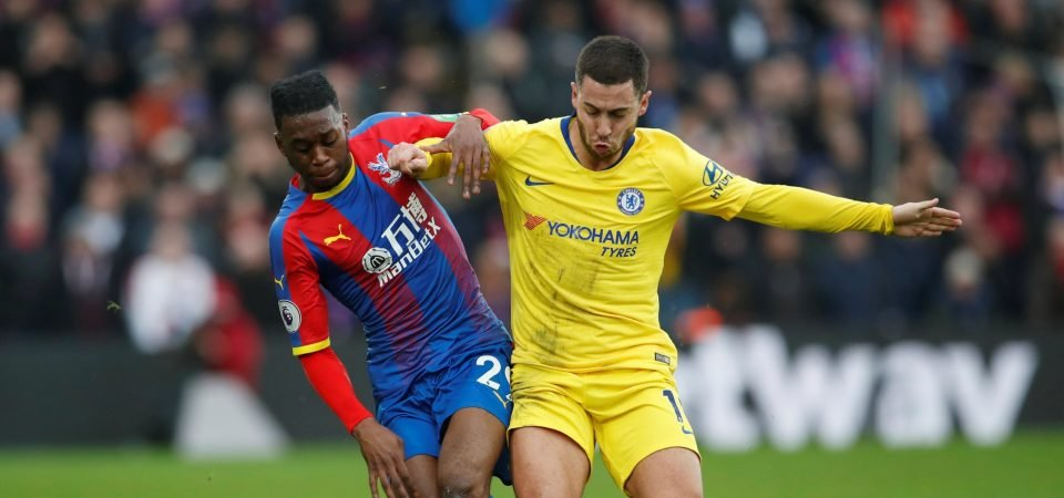 The Verdict: Are Crystal Palace right to be setting the Aaron Wan-Bissaka price at £50m?