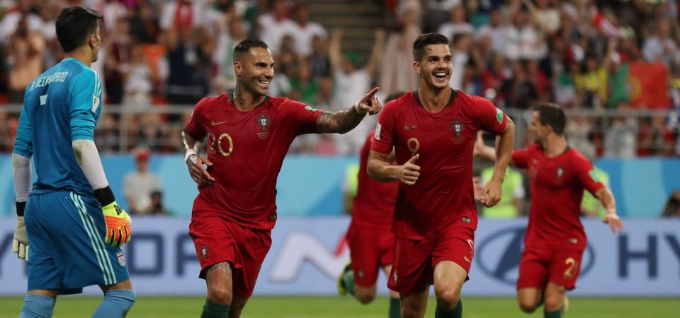 Wolves target Andre Silva better in one area compared to Raul Jimenez