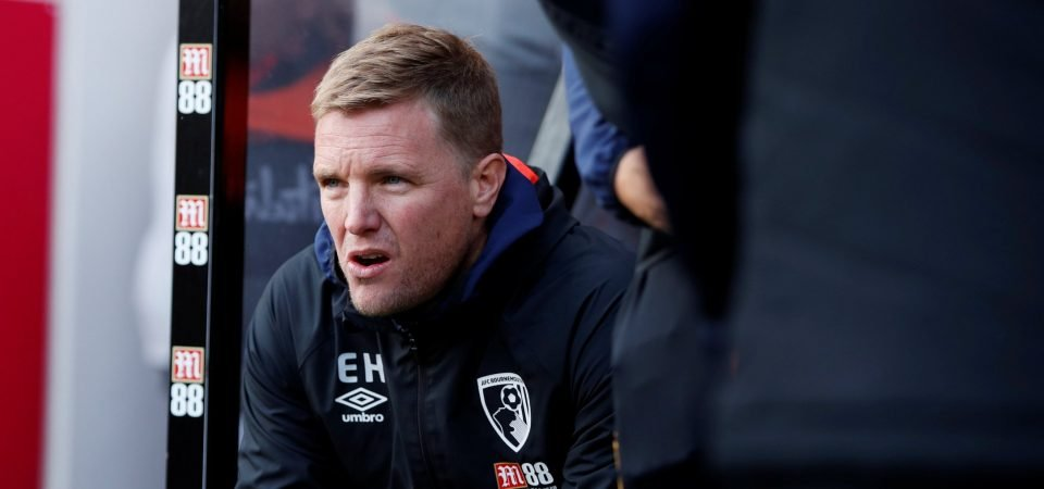 Eddie Howe's move to Celtic edging closer amid update
