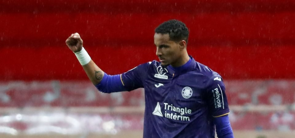 Celtic are close to signing Toulouse defender Christopher Jullien