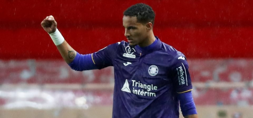 Celtic fans excited by links with French defender Christopher Jullien