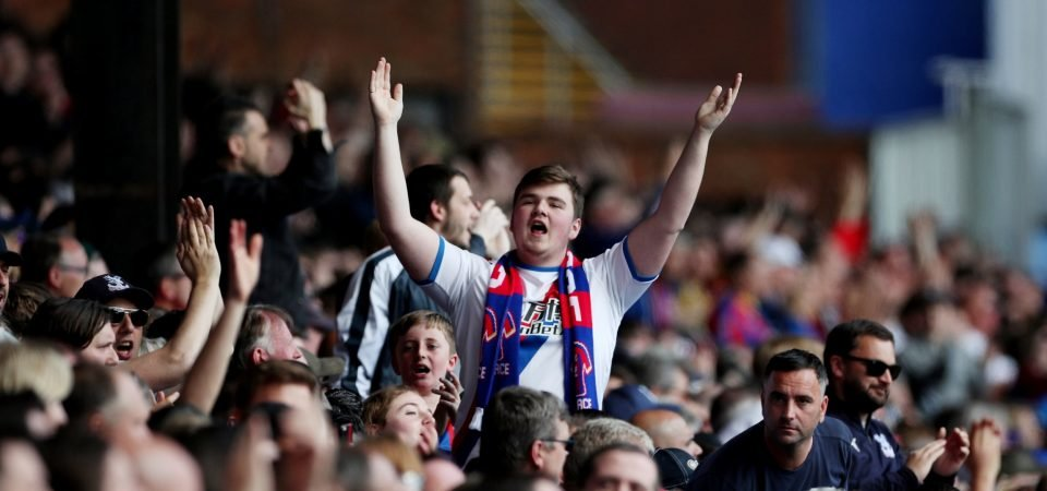 Crystal Palace fans split as Aston Villa spending spree continues