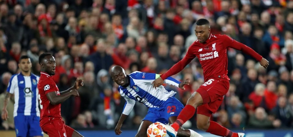 Fans believe Daniel Sturridge could be on his way to Rangers