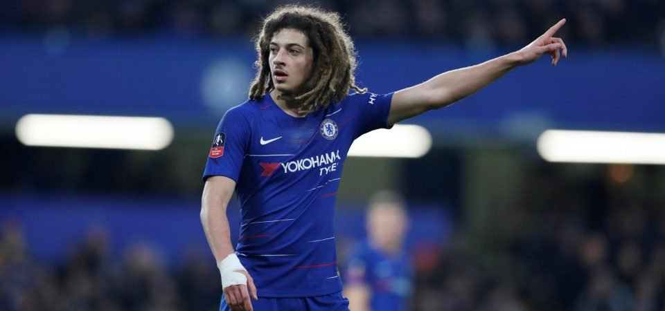 Aston Villa fans are interested in loan move for Chelsea's Ethan Ampadu