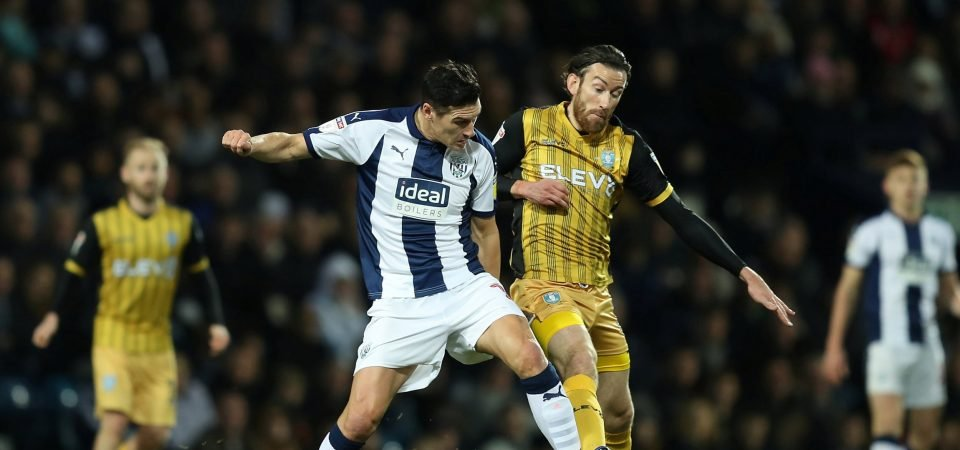 West Brom fans react to latest Gareth Barry development