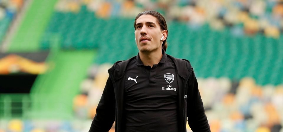 Arsenal star Hector Bellerin sends a powerful message in his latest interview