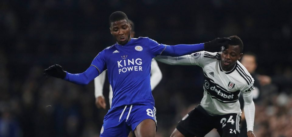 Iheanacho's Nigeria omission an indication of how far he's fallen at Leicester