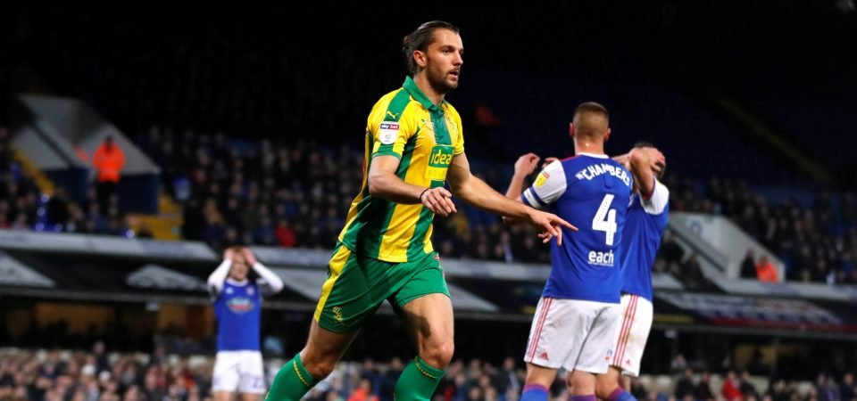 West Brom fans disappointed after Rodriguez update