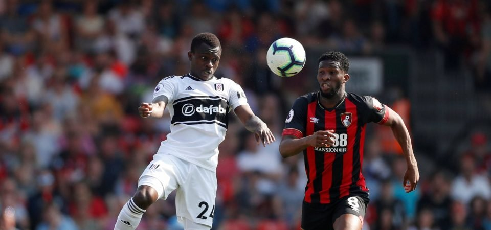 Crystal Palace fans not happy with potentially spending £20m on Seri