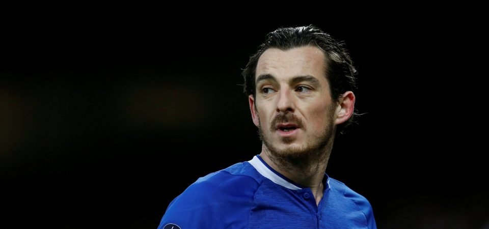 Mixed opinions: Everton supporters react to update on Leighton Baines' future