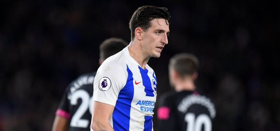 No thanks: Leicester fans unconvinced by prospect of signing Lewis Dunk