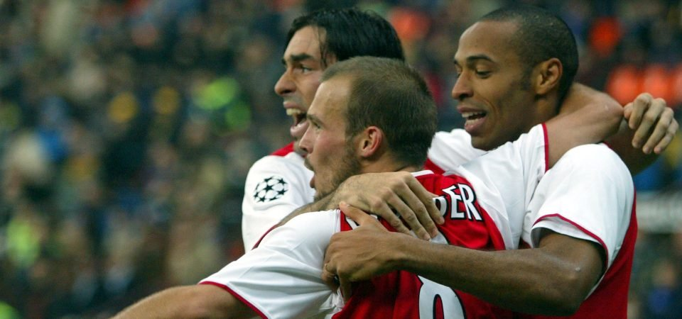 Arsenal share brilliant throwback video of legendary match against Middlesbrough