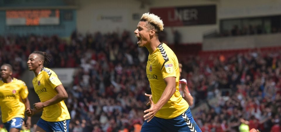 Transfer Focus: Charlton Athletic set to offer Lyle Taylor a new contract