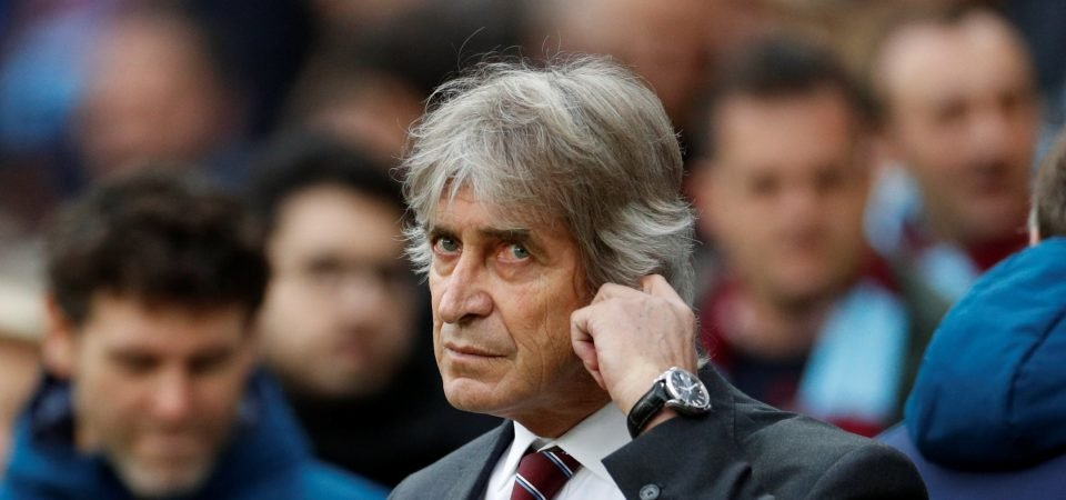 The Chalkboard: Manuel Pellegrini looking to recruit in the wrong areas for West Ham?