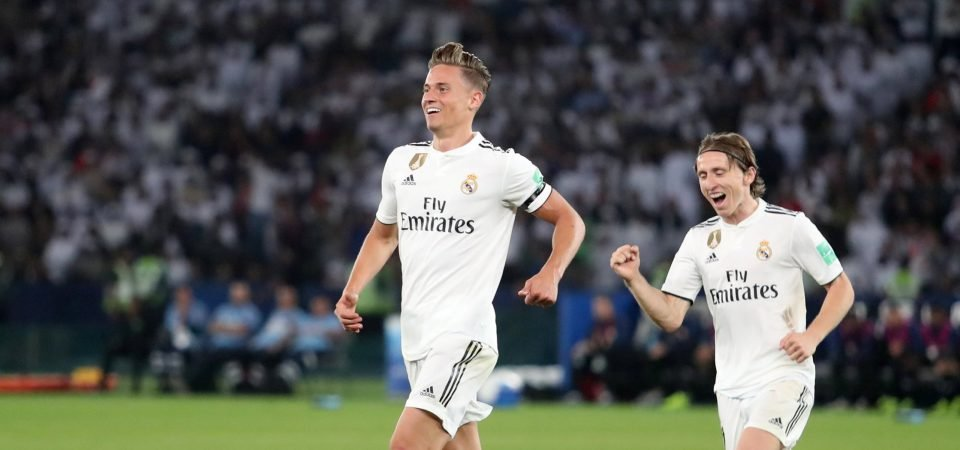 Liverpool fans react after club reject chance to sign Marcos Llorente