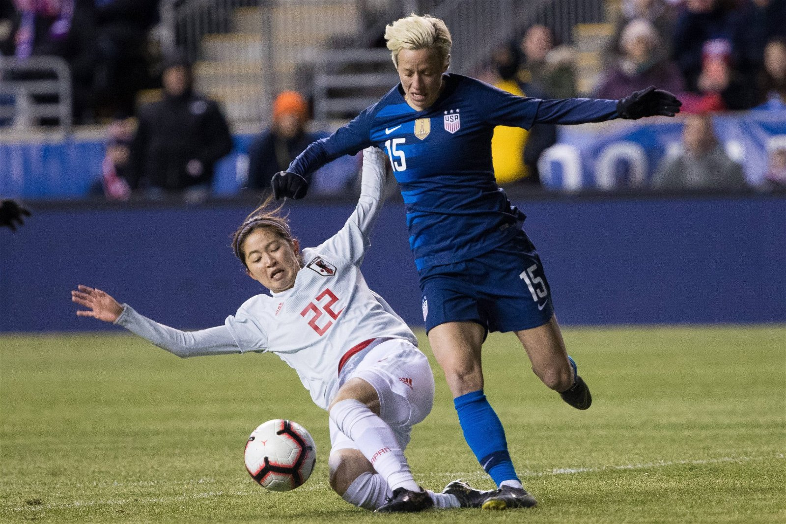 You don't have to be sexist to hate on Megan Rapinoe but it probably helps