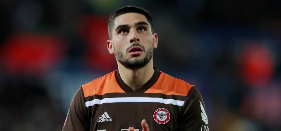 Leeds fans select Neal Maupay as striker they would want to replace Kemar Roofe