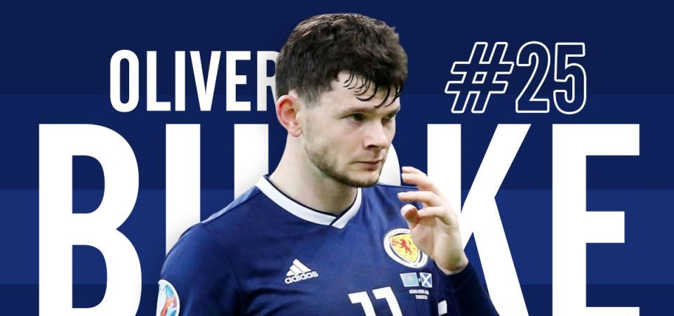 Player Zone: Oliver Burke has a chance to be central to West Brom's rebuild
