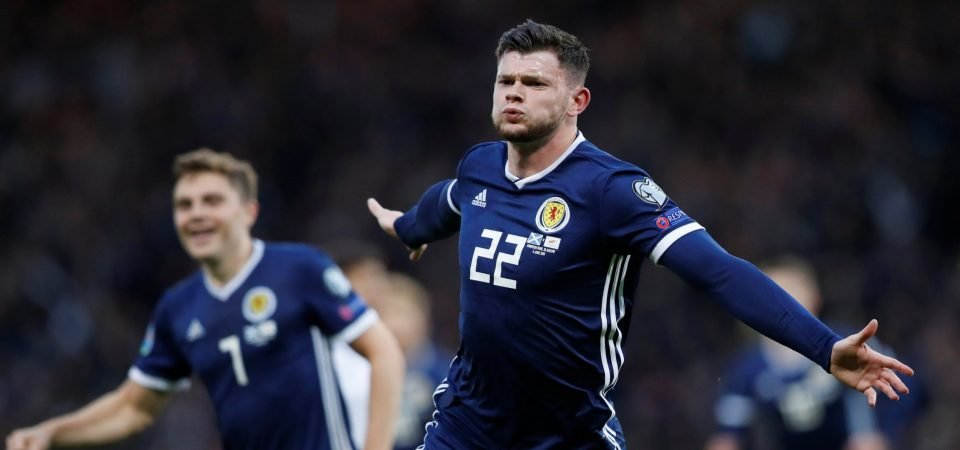 Oliver Burke is amongst West Brom's worst ever signings