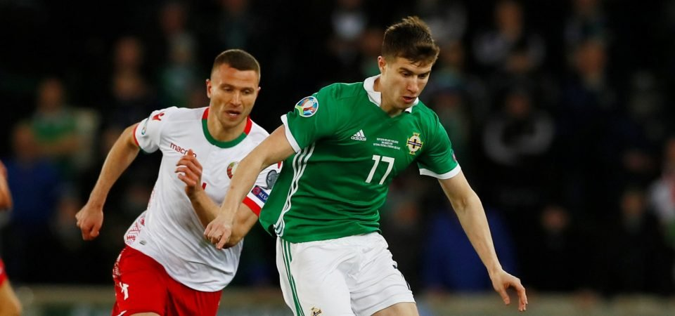 Versatile Paddy McNair can provide excellent squad depth at Celtic