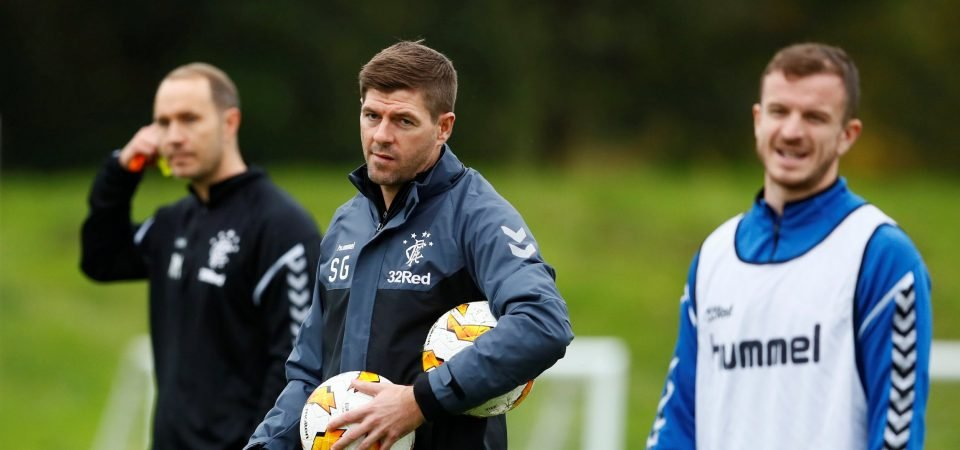 McCoist reckons Rangers job is better for Gerrard than Newcastle