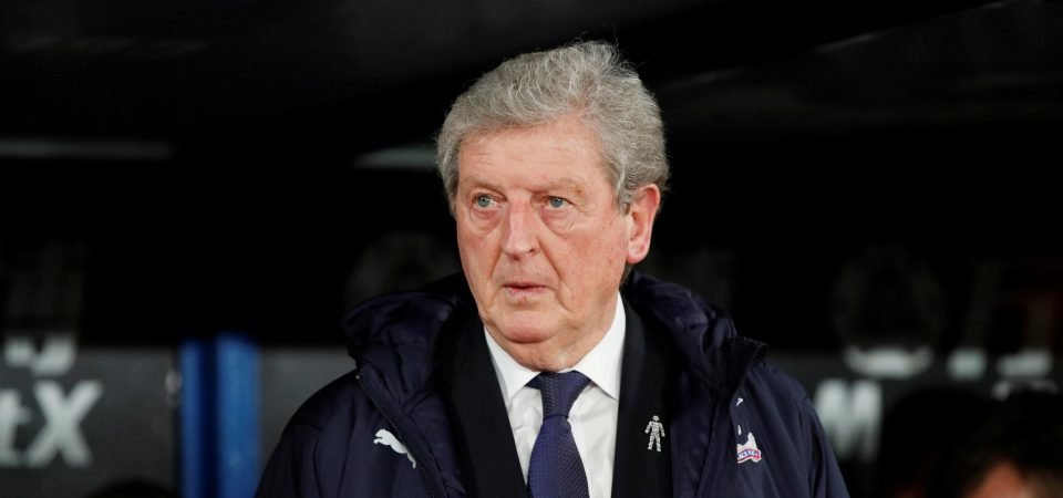 Crystal Palace boss Roy Hodgson underlines behind-the-scenes problem