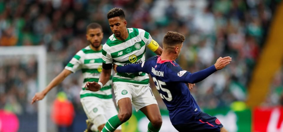 Celtic losing Scott Sinclair would be no real loss despite Neil Lennon's claims