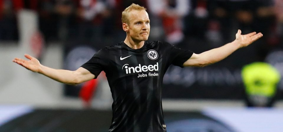 Southampton move for Sebastian Rode would be risky, but a no-brainer