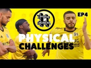 HASHTAG ACADEMY S2E4: EXTREME PHYSICAL CHALLENGES!